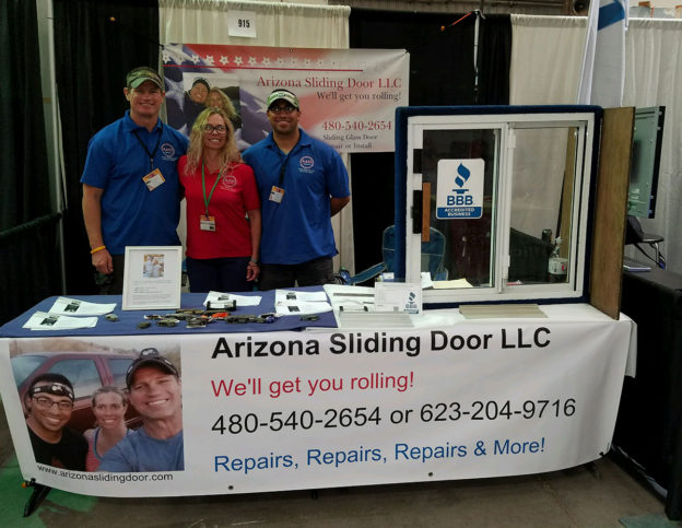 Bon Arizona Sliding Door Repair