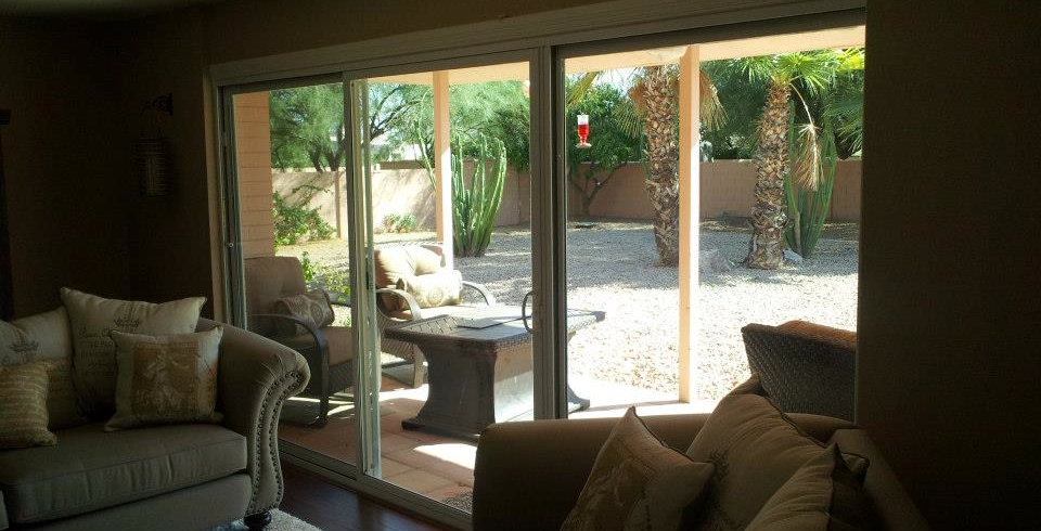 Sliding Glass Doors 960 x 490