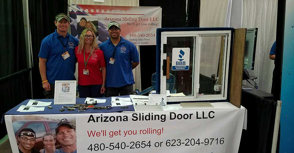 Arizona Sliding Door